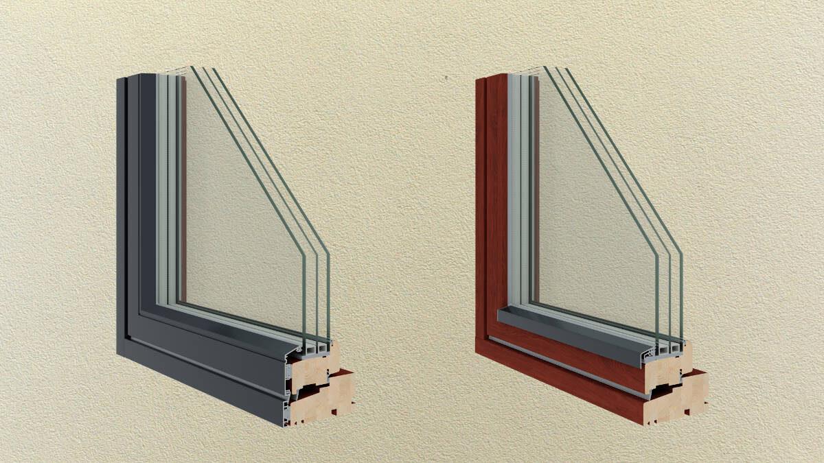 Taani tüüpi aknad
