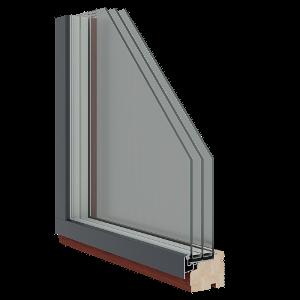 Üheraamsed aknad